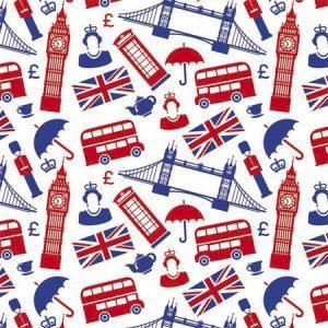 рулонные шторы в детскую лондон