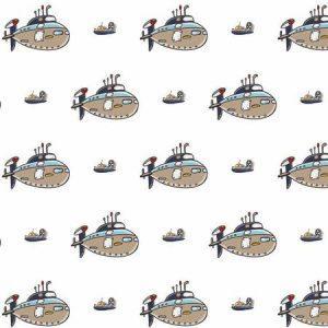 рулонные-шторы-в-детскую-подводные-лодки