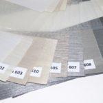 шторы зебра ткань Марабелла