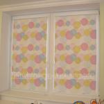 детские рулонные шторы