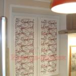Сакура рулонные шторы фото