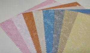 ткани рулонных штор шёлк