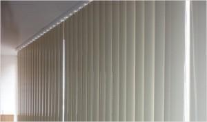 Вертикальные алюминиевые жалюзи