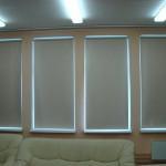 Рулонные шторы стандарт блэкаут