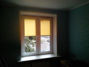 Кассетные рулонные шторы