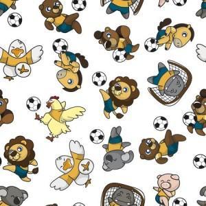 рулонные-шторы-в-детскую-футбол-животные