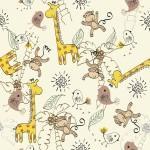 рулонные-шторы-в-детскую-жирафики
