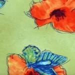 Акварель - группа тканей